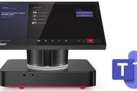 Lenovo has announced new ThinkSmart Hub conferencing products