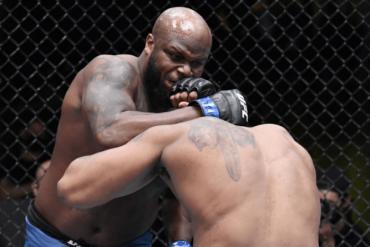 UFC - Derrick Lewis entre dans l'histoire