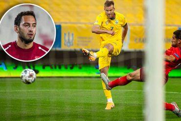 Die Ukraine hat ihr Heimspiel gegen die Schweiz gewonnen. Die Türkei um Hakan Calhanoglu enttäuschte gegen Ungarn.