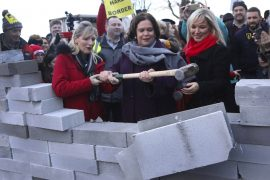 Northern Irish MEPs call for referendum on reorganization