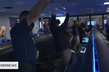 """Perseverance"" arrives on Mars: NASA scientists celebrate this historic milestone |  Technology"