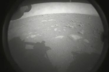Perseverance on Mars: These are the first images sent by a rover from the red planet [FOTOS]