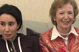 Princess Latifa: Former Irish President regrets Dubai shake-up visit to Royals