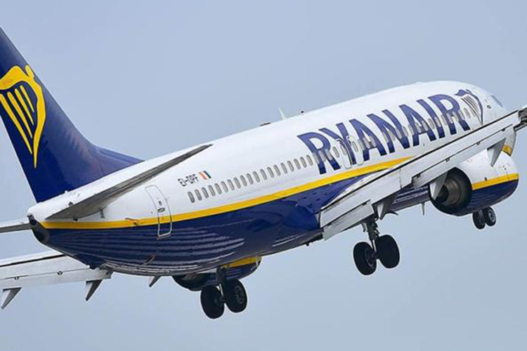 Ryanair Flights from October 2021 to March 2022 from 29.99 euros if booked by February 14 - Vigevano24.it