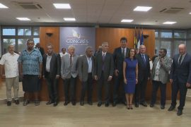 Seventeenth Government of New Caledonia with Independent Majority