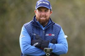 Shane Lowry supports the campaign to promote women's sports