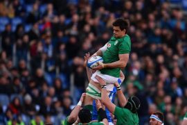 Six Nations 2021 - Ireland rugby team for OA Sport's match against Italy