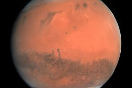 Space, Tianwen-1 enters the parking orbit of Mars