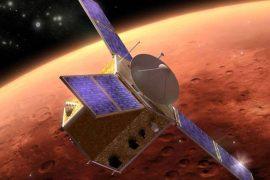 होप ने भेजी मंगल ग्रह की पहली तस्वीर, 30 करोड़ मील की दूरी तय कर कक्षा में पहुंचकर रच दिया इतिहास