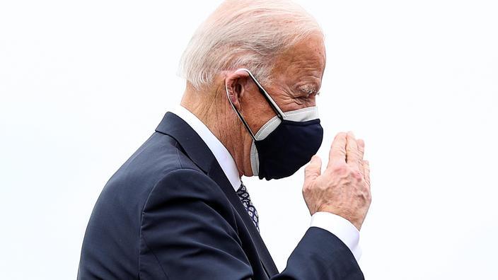 Le président américain Joe Biden avait affirmé que les États-Unis ne se soumettraient plus face à la Russie.