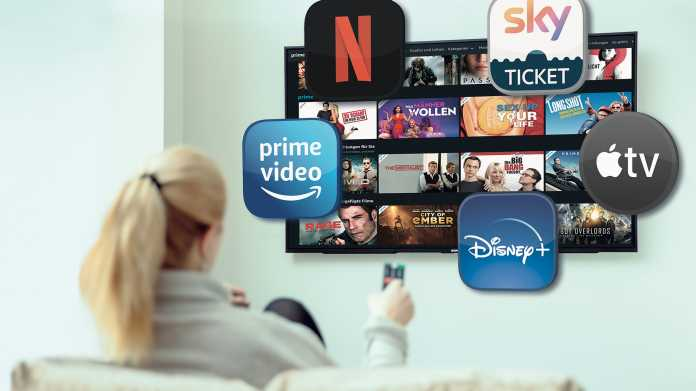 Five streaming services in comparison: unlimited video