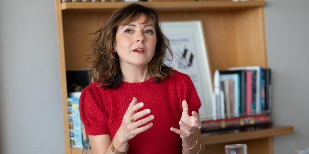 La socialiste Carole Delga a gravi rapidement tous les échelons en une dizaine d