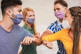Young people are the biggest spread of the virus