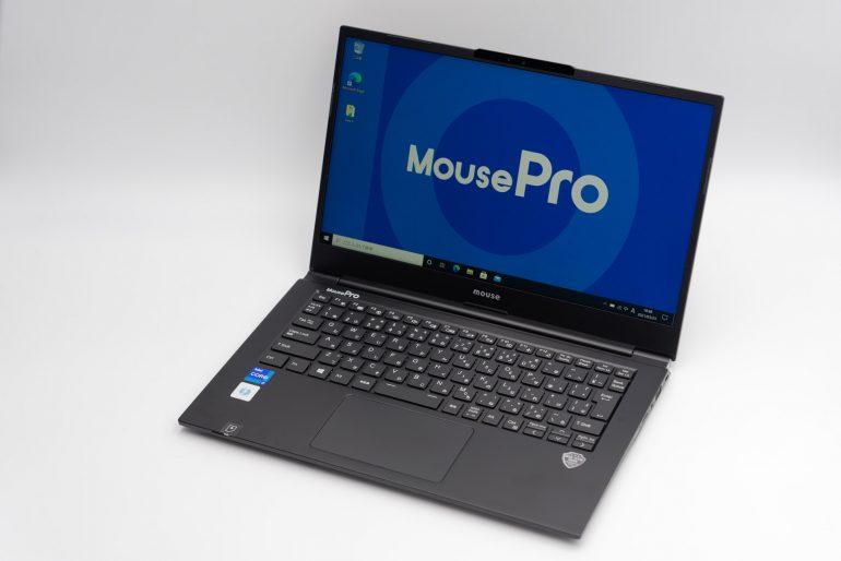 """[ഹോത്തോട്ട് റിവ്യൂ]The 14,000-inch notebook """"Mouse Spro NB4"""" is compatible with the LTE, which is stronger than the 130,000 yen level - PC Watch"""