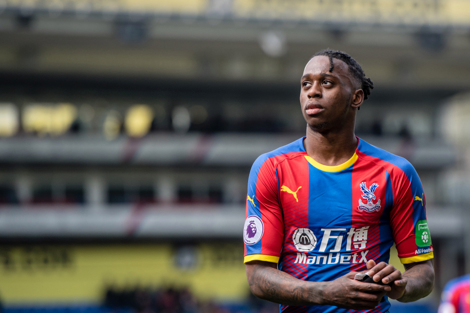 Van-Bisaka spent a season and a half on the first team at Crystal Palace before moving to Manchester United.