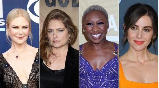 Roar: Nicole Kidman, Cynthia Erivo, Merritt Weaver, Allison Bree in the Feminist Anthology Series