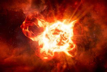 Giant star VY Canis Majoris does 'A BattleGuise'