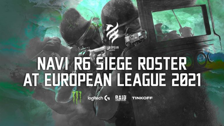 Navi announces changes to Rainbow Six Siege roster
