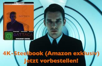 Gattaka 4K Steelbook