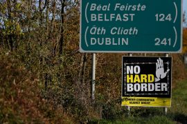 Northern Ireland paramilitaries fail to support peace deal |  The world