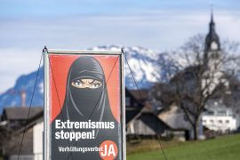 In Switzerland, a vote on the niqab does not lose the momentum of the popular right.