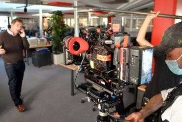 In Occitania, film and series shootings have not experienced a crisis