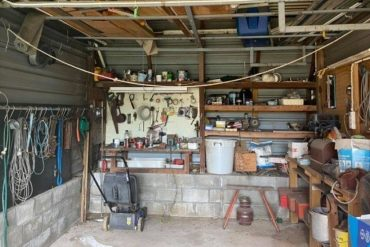 Python, hidden in a garage, rejects the Internet.  Can you find her?     Extraordinary world