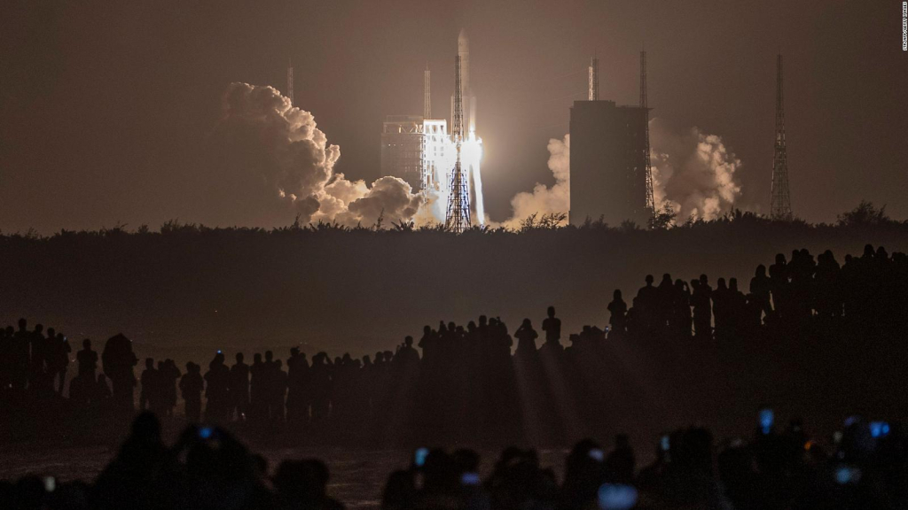 China and Russia will build a lunar space station