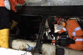 Indonesia, bus overturns and falls into a ravine: 27 students die