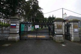 Ireland suspects Russia of building secret spy base in Dublin
