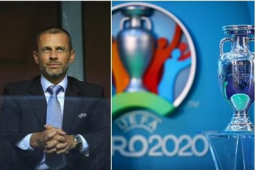 Those who can't guarantee fans at the stands can't host Euro 2020