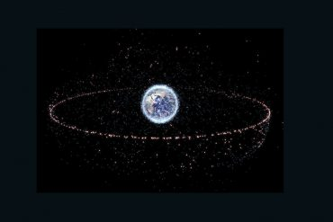 This mission seeks to clear space debris from our orbit  Video