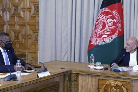 US Secretary of State visits Afghanistan