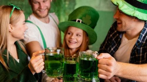 Learn the main symbols of Irish celebration