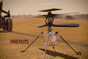 मंगल पर उड़ान के लिए तैयार हो रहा नासा