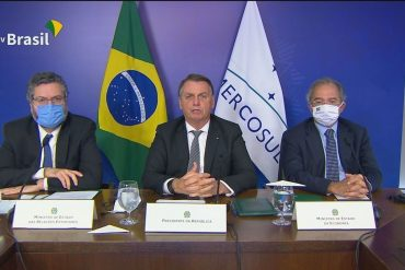 Bolsonaro opposes expanding trade with countries outside the group, at Mercosur's 30th meeting |  Policy