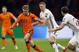 Netherlands and Croatia return - national teams