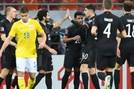 Germany and Italy remain clean slate - national teams