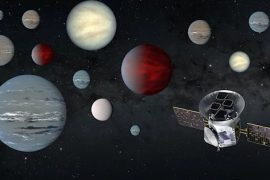 Tess telescope finds 2,200 exoplanet candidates
