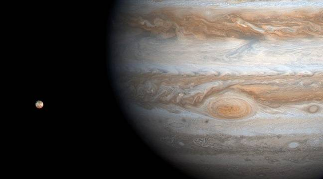A comet-like object was first discovered near Jupiter