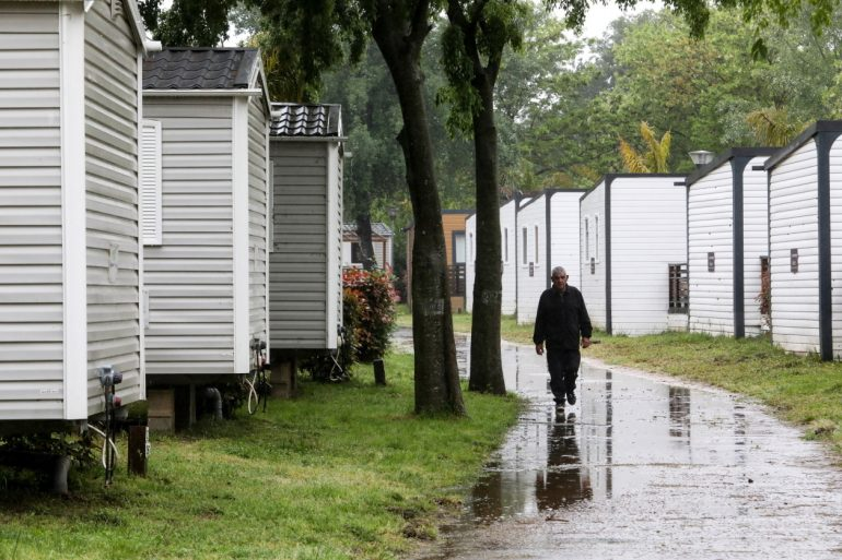 A group of camp sites pinned the blacklist of travelers