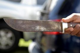 Cutlass attack: The culprit surrendered to the police