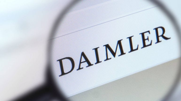 Daimler and Siemens: Concentrated power