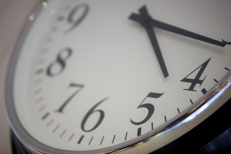 Five questions about time change