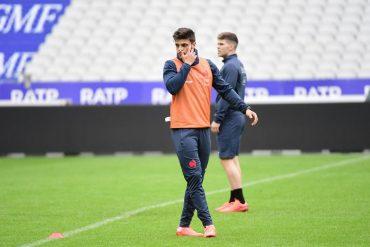 France's XV: Ntamack or Jalibert, number 10 against England?