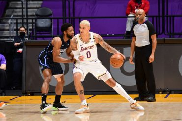 In the next match, Kusma and Schroeder shone and the Lakers defeated the Orlando Magic 96 to 93.