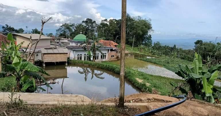 Indonesian Water Relief Foundation ... Solutions change according to challenges