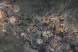 It takes a photographer 12 years to expose a photo of the Milky Way