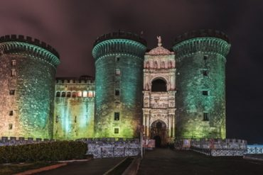 Italy turns green to celebrate St. Patrick and Ireland