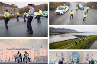 #JerusalemChallenge accepts challenge from Ireland Zug Police